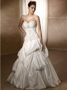 Mia Solano M1209 Wedding Dress