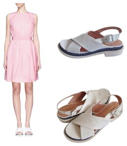 Robert Clergerie White Sandals