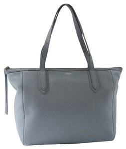 Fossil Tote in Smokey