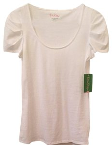 Lilly Pulitzer T Shirt Resort White