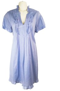 Tahari Tunic Chambray Tunic Chambray Dress
