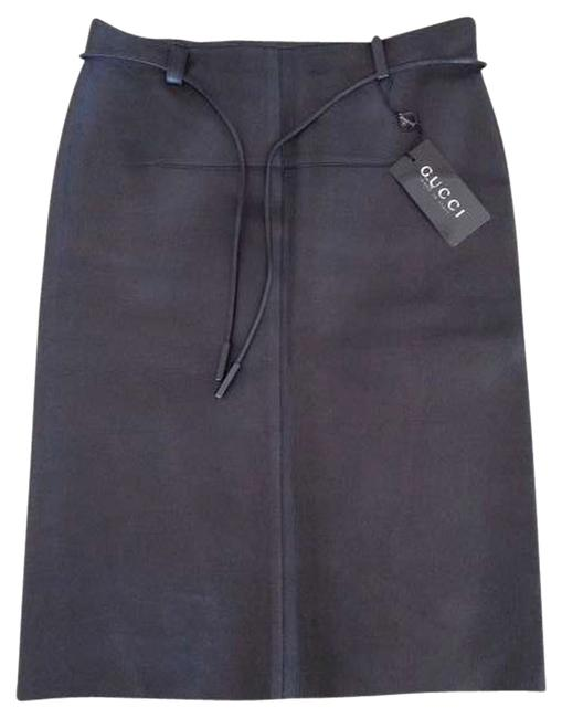 Gucci Skirt Black