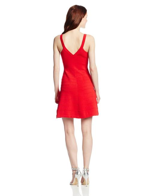 XOXO short dress Red on Tradesy