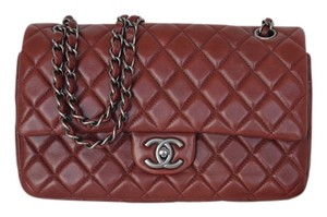 Chanel Double Flap Classic Flap Classic Shoulder Bag