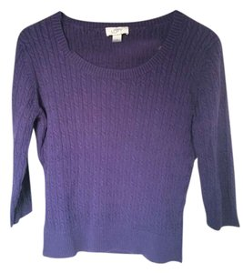 Ann Taylor LOFT Winter Cotton Sweater
