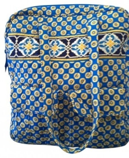 Preload https://item4.tradesy.com/images/vera-bradley-riviera-blue-and-yellow-cloth-tote-39833-0-0.jpg?width=440&height=440