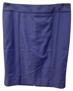 White House | Black Market Sexy Pencil Work Skirt Purple