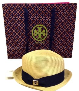 Tory Burch Tory Burch Grosgrain Fedora - item med img