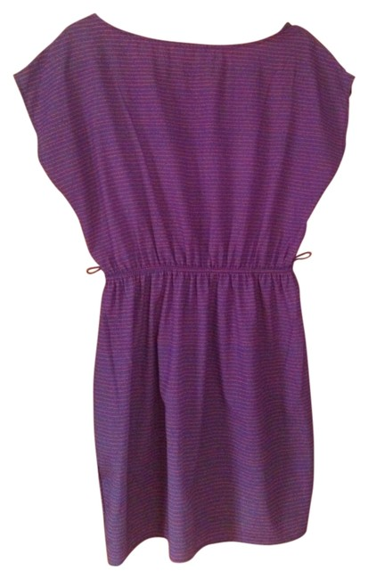 Soprano short dress Purple Pink on Tradesy