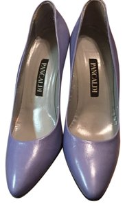 Pancaldi Vintage Narrow Purple Pumps