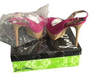 Sam Edelman Pink Pumps