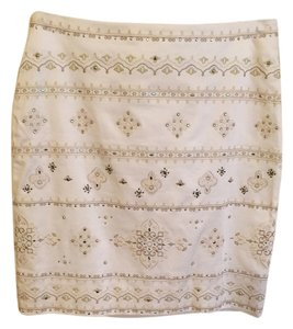 White House | Black Market Skirt White