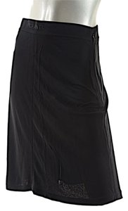 Chanel A-line 1997 Skirt Black