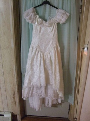WHITE Loralie Original Dress