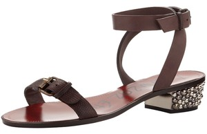 Lanvin Brown Sandals