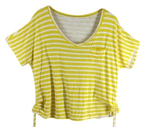 Splash T Shirt Yellow