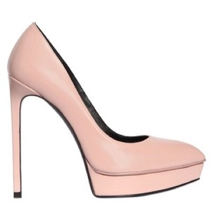 Saint Laurent Pale Pink Pumps