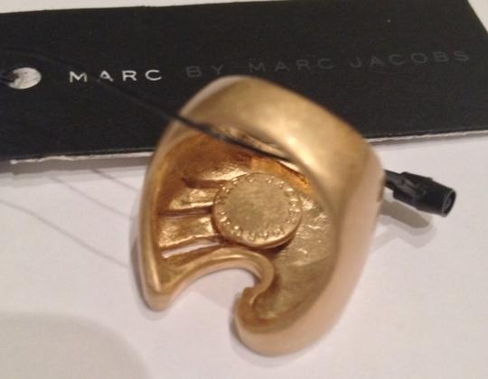 Marc by Marc Jacobs Peacock Bird Ring. Plated brass.