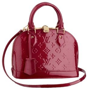 Louis Vuitton Structured Cross Body Bag