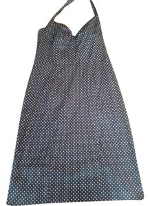 donutz inc short dress polka dots on Tradesy