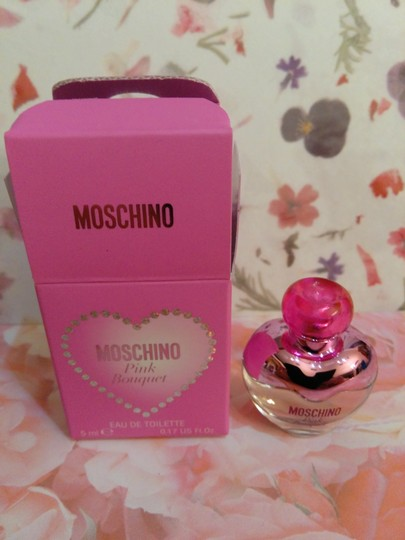 Moschino Moschino Pink Bouquet edt .16 oz mini