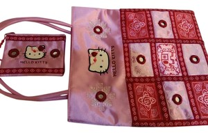 Hello Kitty Purse Wallet Shoulder Bag