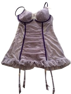 Other NWT-VS bra slip with attached garter 36C