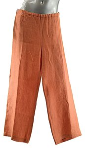 Eskandar Relaxed Pants Salmon