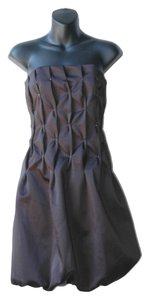 A.B.S. by Allen Schwartz Strapless Lbd Studded Evening Gown Dress