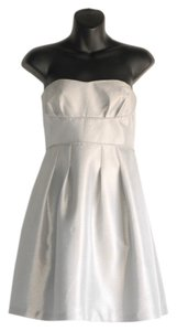 BCBGMAXAZRIA Bridal Wedding Strapless Gown Formal Dress