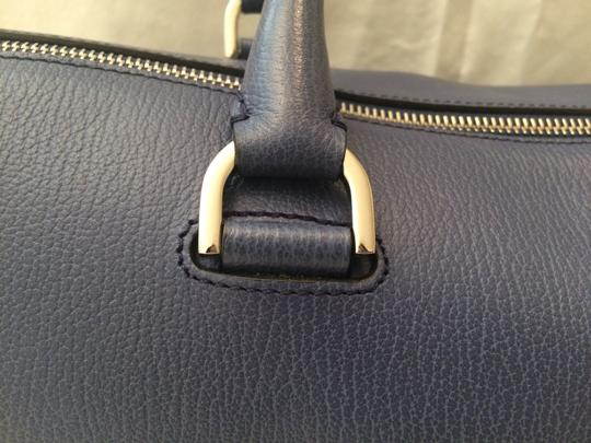 Mulberry Tote in Slate Blue