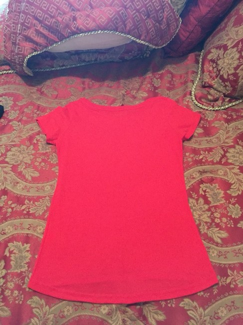 Soffe T Shirt Red