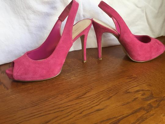 Nine West Pink Pumps