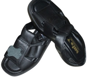 Biti's Millennium Black Sandals