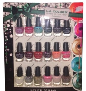 L.A colors Nail Polish