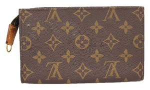 Louis Vuitton Louis Vuitton Cosmetic Monogram Flat Pouch Clutch