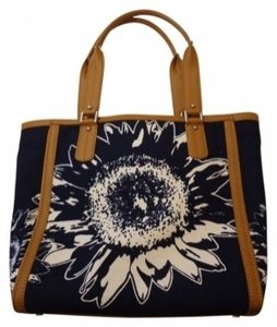 Talbots Tote in navy