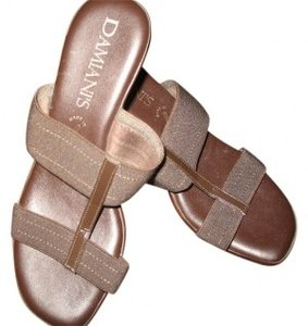 Damiani's Chocolate Brown Sandals