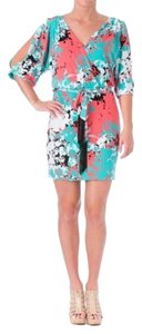Jessica Simpson short dress Capri Breeze on Tradesy
