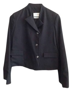 Saint Laurent Designer Ysl Night Out Black Blazer