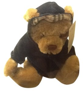 Burberry Burberry bear with Burberry trimmed Hoodie