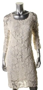 Velvet by Graham & Spencer short dress Off White on Tradesy