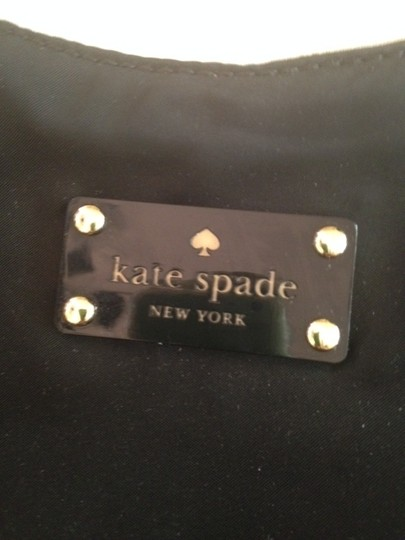 Kate Spade Lightweight Classy Can Dress Up Or Down Nylon Very Detailed Hobo Bag