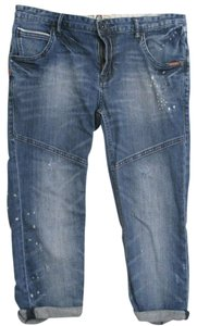 Superdry Denim Goods Skinny Jeans-Distressed