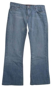 LUSC Boot Cut Jeans-Light Wash