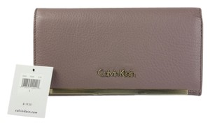 Calvin Klein * Calvin Klein Flap Leather Wallet