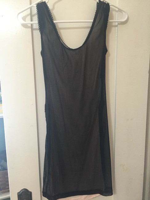 Divided by H&M Floral Mesh Sheer Dress