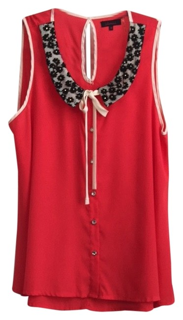 Lulumari Top Red