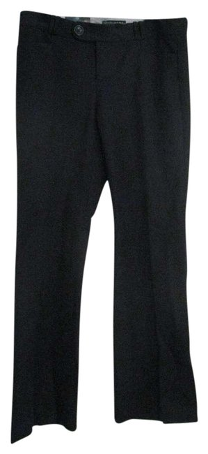 Banana Republic Flare Pants Black