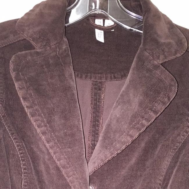 St. John Dark Brown Blazer